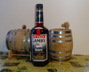 Lamb's Navy Rum 151 Proof