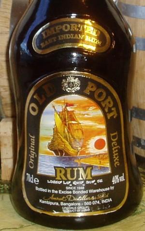 Old Port Deluxe Rum