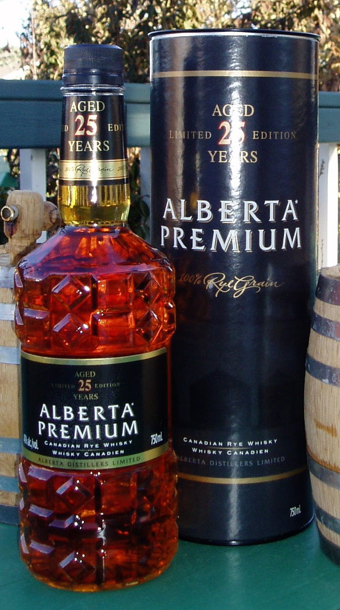 Whisky Review Alberta Premium Limited Edition 25 Year Old