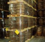 Whisky barrels At highwood Distillery