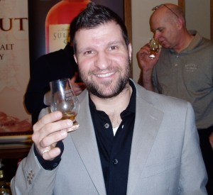 Jeff (My friend and co-owner of Lacombe Spirits in St. Albert)