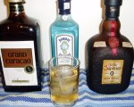 Grand Cuarcao, Bombay Blue Sapphire & Old Parr Superior,