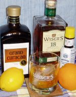 Canadian Old Fashioned
