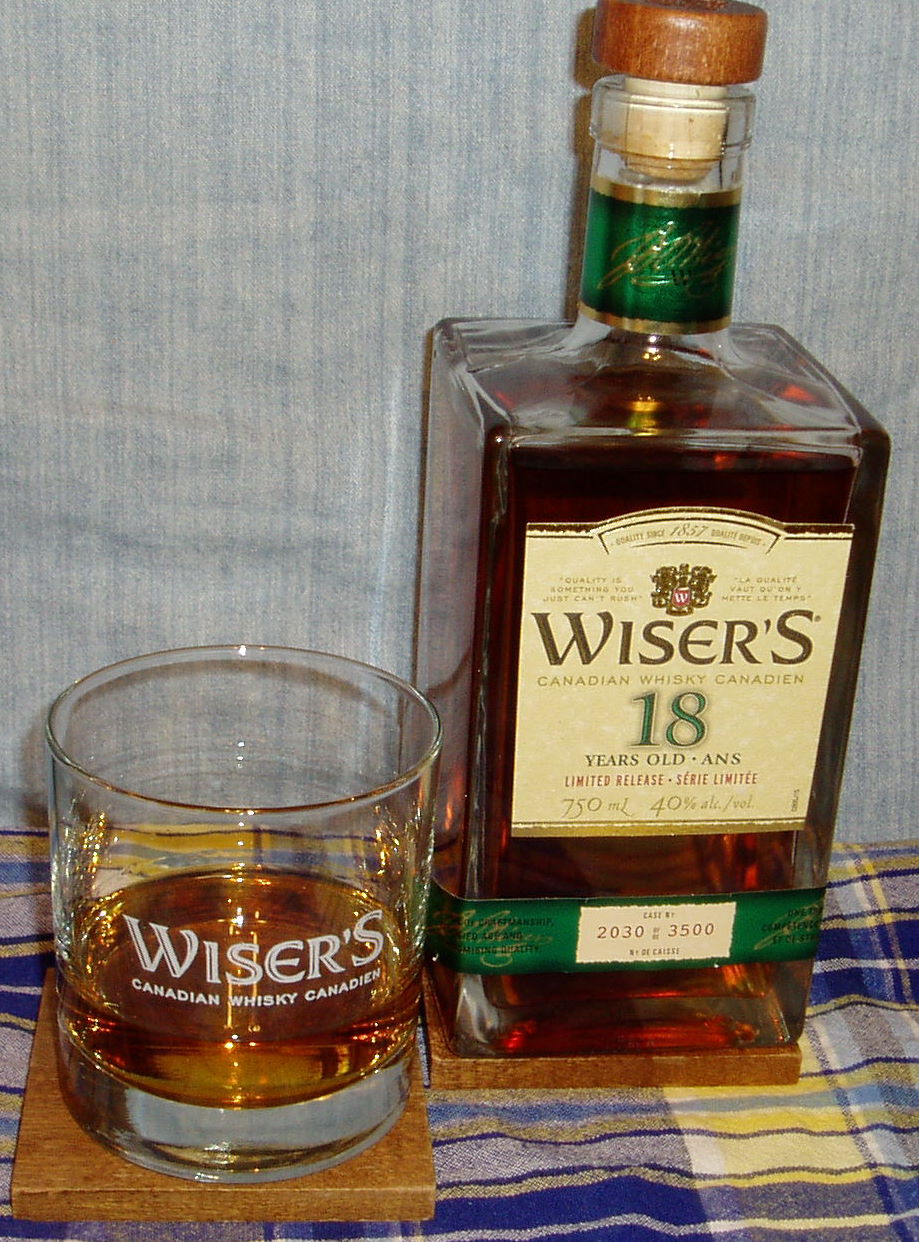 Wiser's 18 Years Old