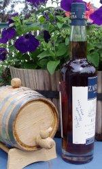 Autographed Zafra Bottle