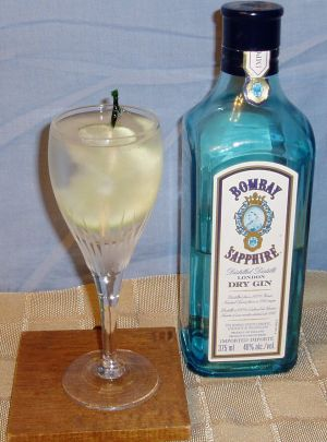 Bombay Sapphire London Dry Gin 171 The Rum Howler Blog