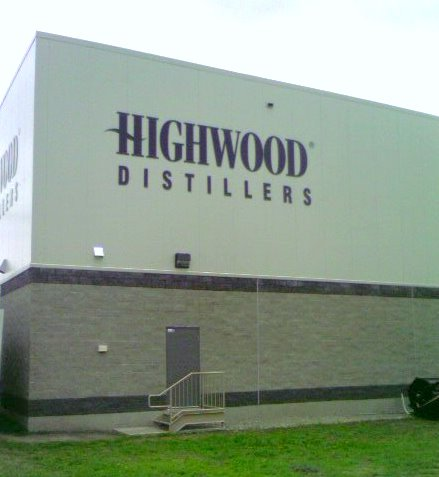 Highwood Distillery