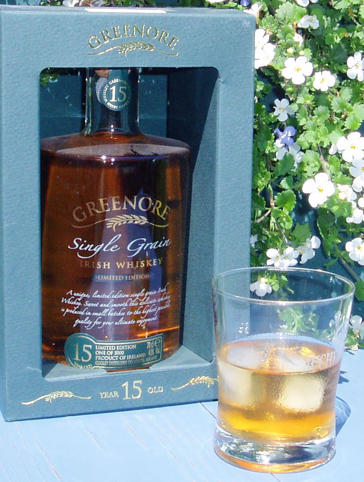 Old Fashioned with Greenore