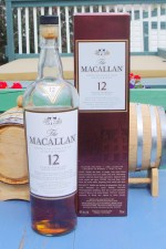 The Macallan Sheery Oak 12 year