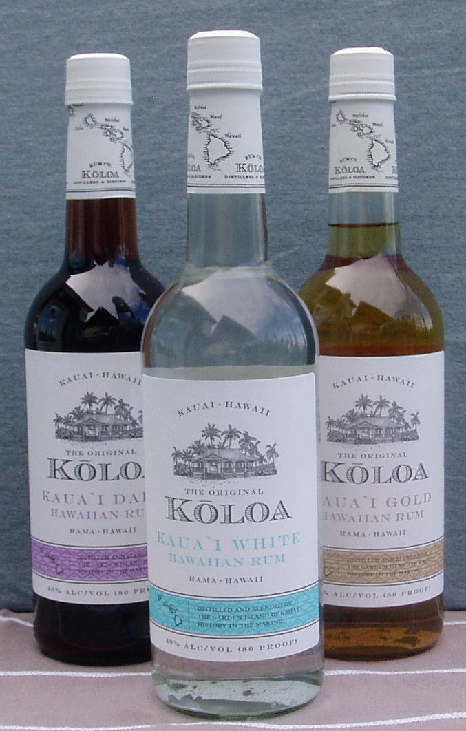 The Rum of Koloa