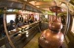 The Montanya Tasting Room (Photo Courtesy of Montanya Distillers)