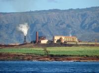 Olokele Sugar Mill on the Gay & RobinsonPlantation