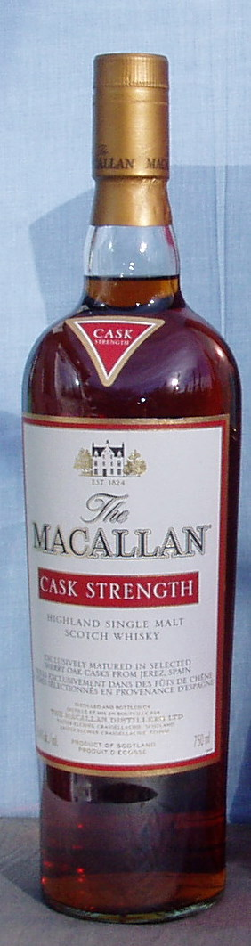 The Macallan CS 2