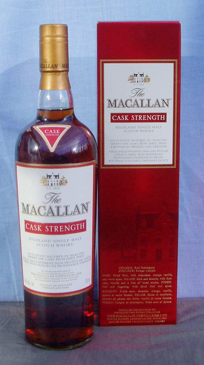 The Macallan CS