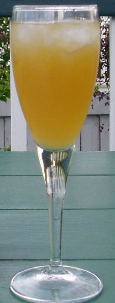The Comfortable Cocktail