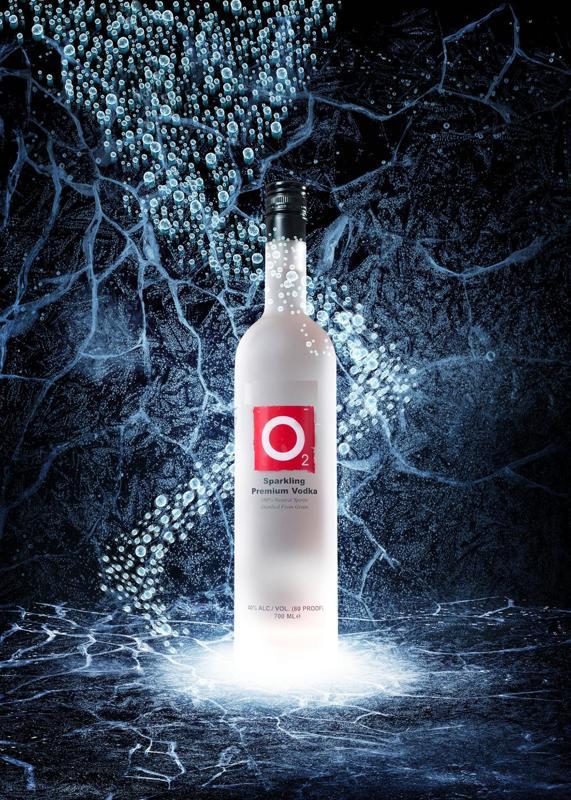 02 Bottle with Bubbles