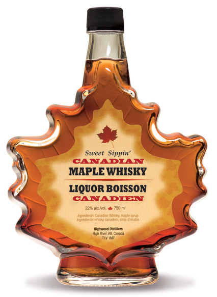 Highwood maple Whisky