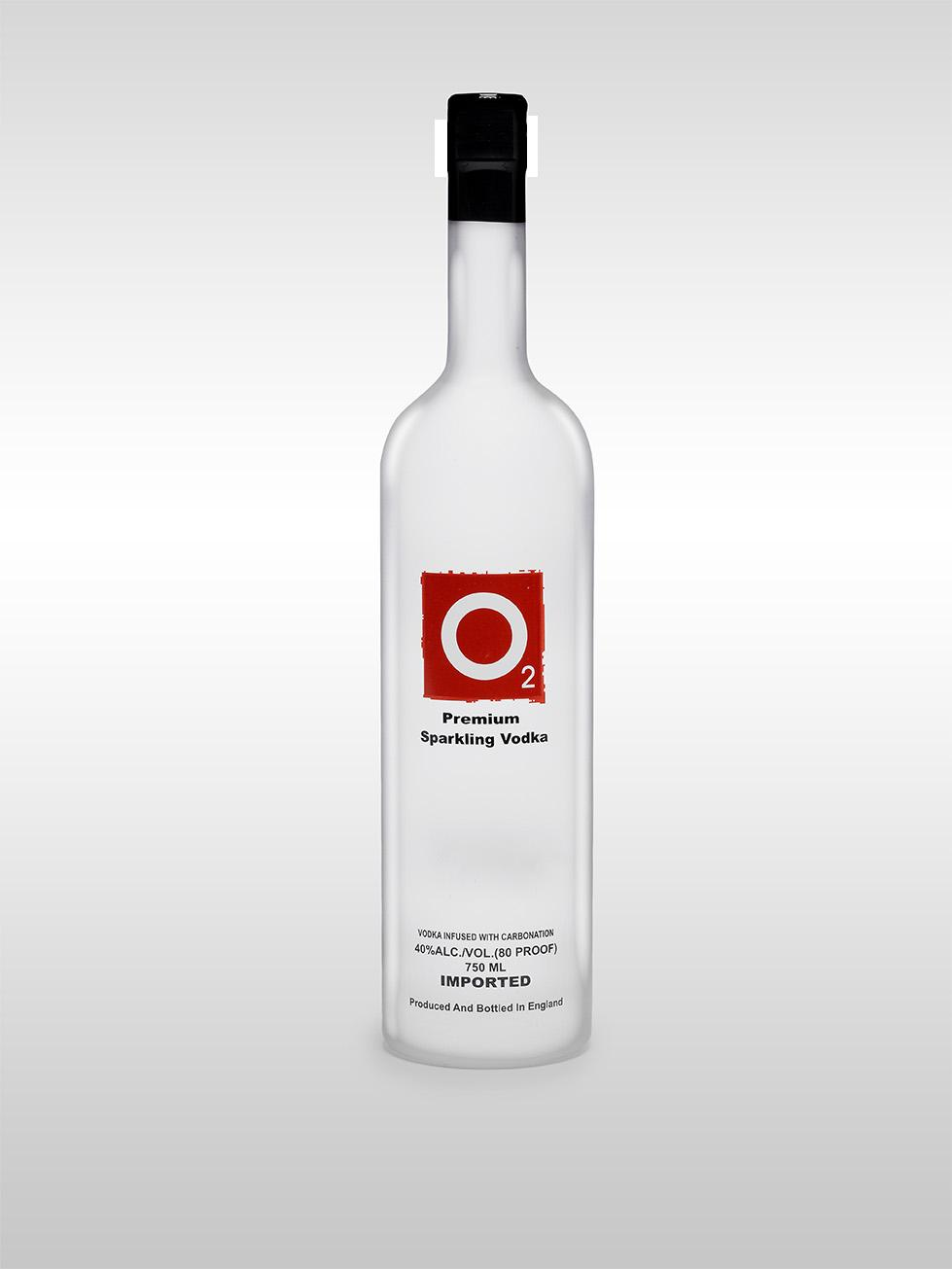 O2 bottle