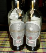 Vintage Scotch from 1966 and 1968