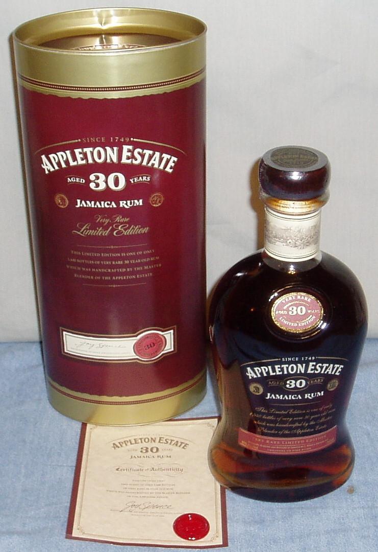 Appleton 30