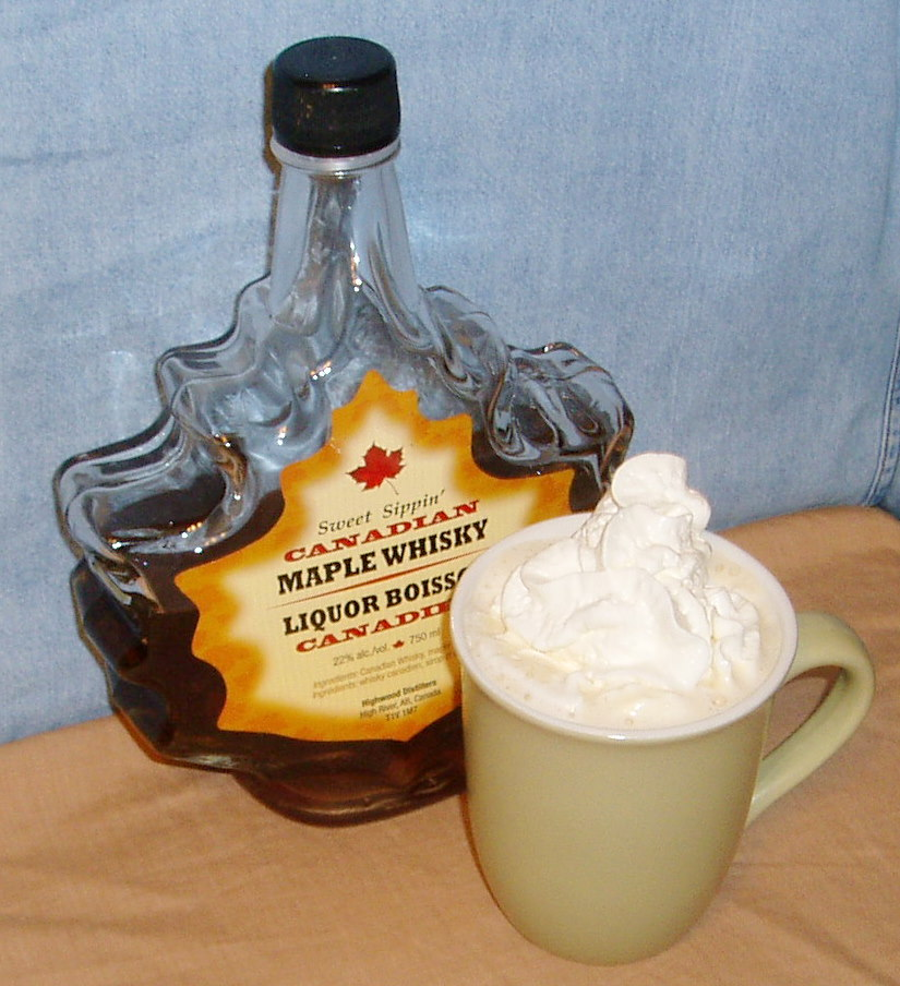 Sweet Sipping Maple Whisky