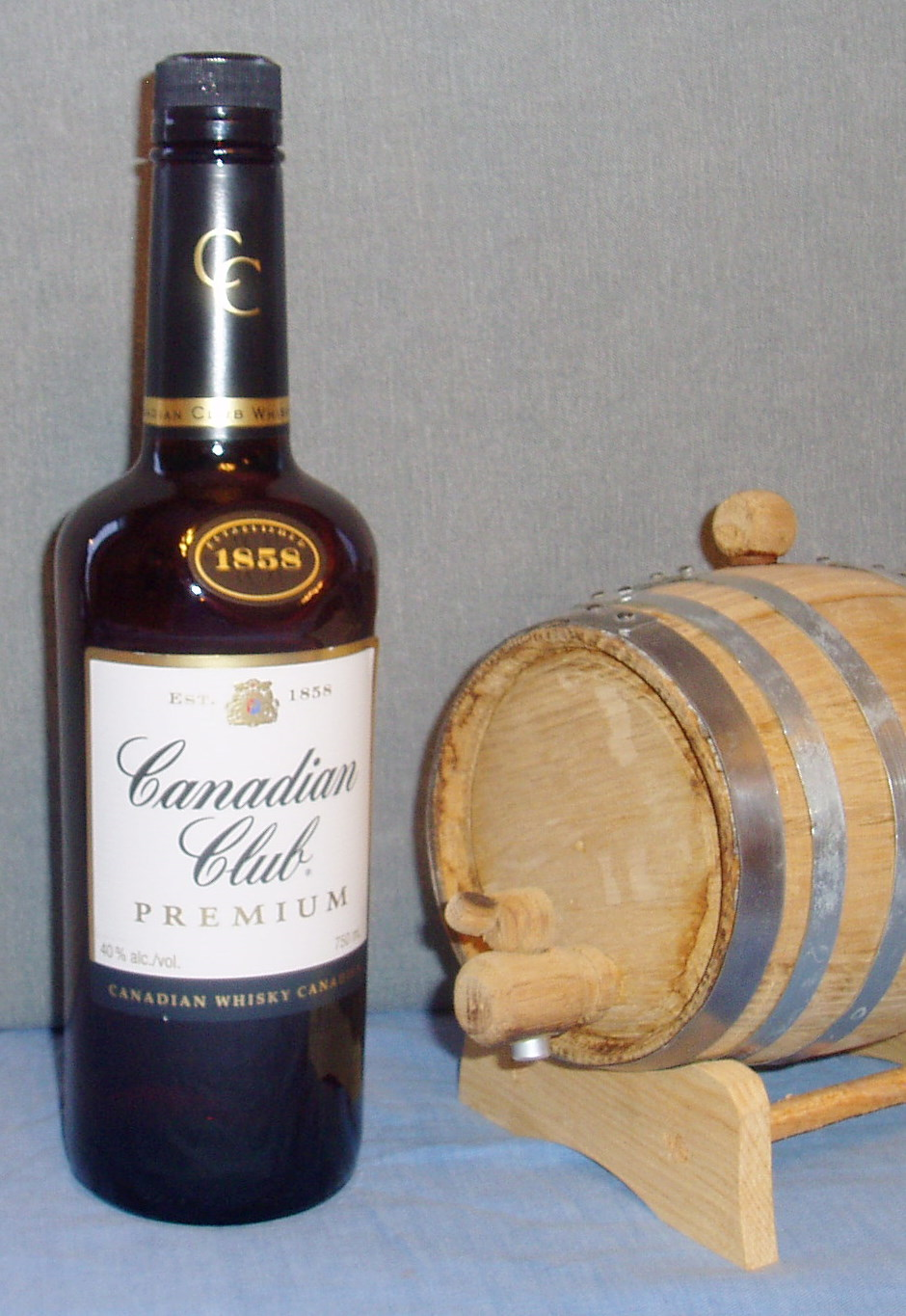 Canadian Club Premium