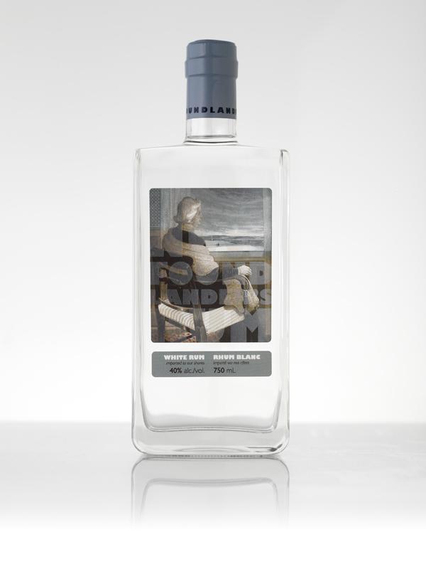 Newfoundlander's Rum 1 - white