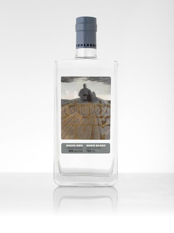 Newfoundlander's Rum 6 - white
