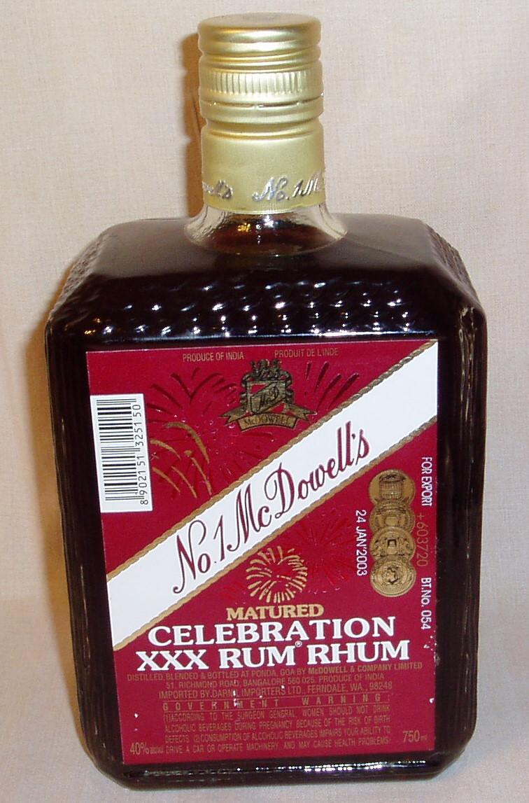 McDowell's No. 1 Celebration
