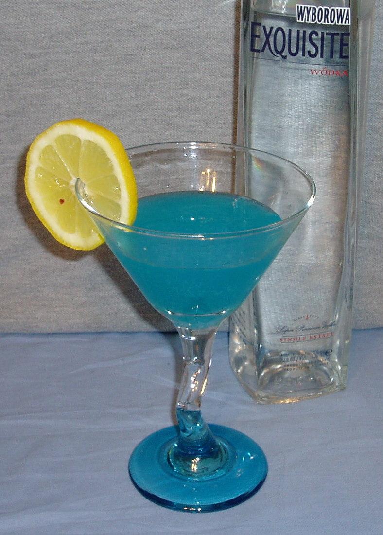 Blue Lemon Drop