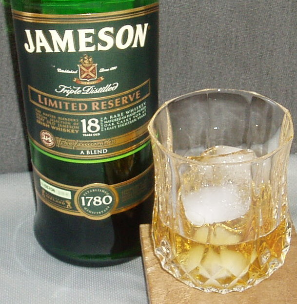 Jameson 18 on Ice