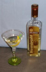 Modified Vodka Martini
