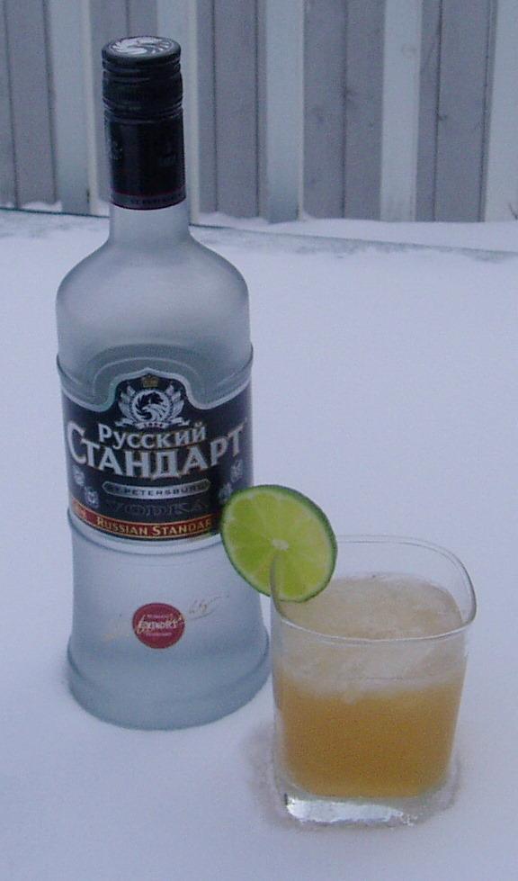 Russian Standard & Mule