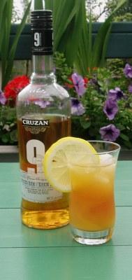 Cruzan 9 Spiced Rum Punch