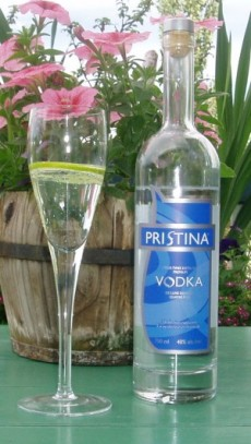 Pristina Vodka Tonic