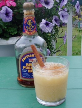 Pusser's and a Painkiller