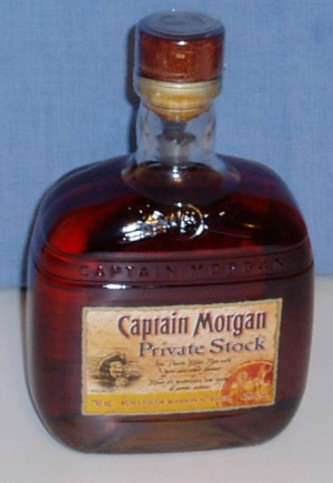 Captain Morgan Private Stock 171 The Rum Howler Blog