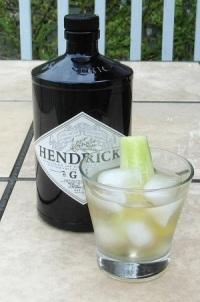 Hendrick's and Fever Tree Tonic