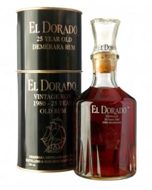 El Dorado 25yo Pack