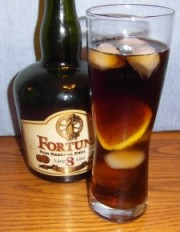 SAM_0596 Lemon Muddled Cuba Libre'