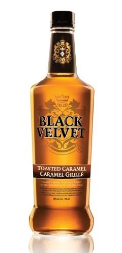 Black Velvet Toasted Caramel | The Rum Howler Blog
