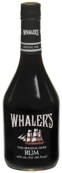 Whalers Original Dark bottle shot