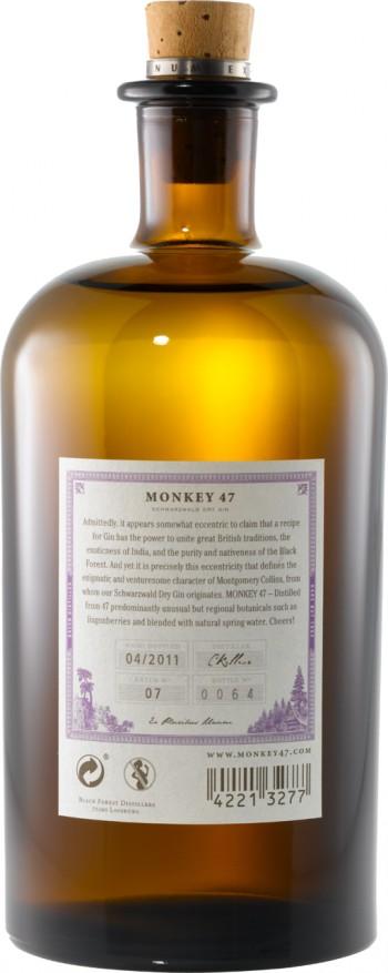 M 47 Back Monkey 47 Martini