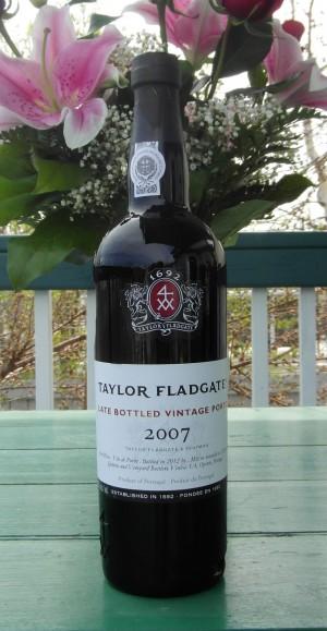 SAM_0751 Taylor Fladgate 2007 LBV