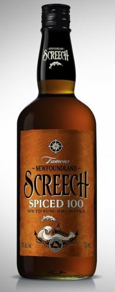 Spiced Screech