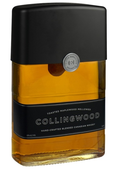 Collingwood Whisky Bottle shot