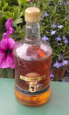 SAM_0825 One Barrel 5 Years