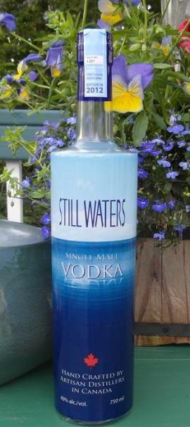 SAM_0881 Still Waters Single malt Vodka