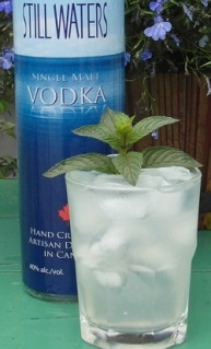 SAM_0887 Single Malt Vodka Mojito