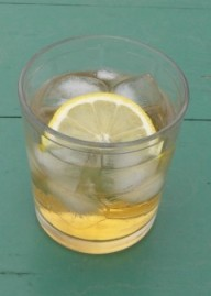 Whiskey Sour (on Ice)